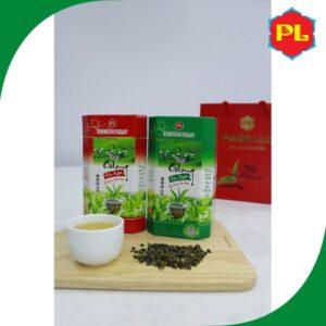 Combo 2 hộp giấy Trà ô long (oolong) Kim Tuyên Phước Lạc 250g